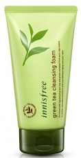 (8折)Innisfree Green Tea Pure Cleansing Foam 綠茶精華補濕潔面膏